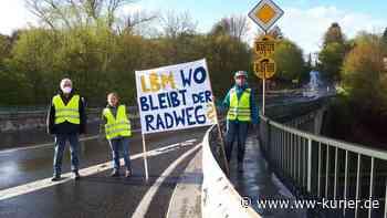 Blockadehaltung des LBM Diez gegen den Radweg nach Montabaur - WW-Kurier - Internetzeitung für den Westerwaldkreis