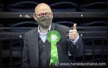 Patrick Harvie says list votes for Greens up across Scotland - HeraldScotland