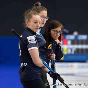 Scotland suffer shock exit from World Women's Curling Championship - Insidethegames.biz