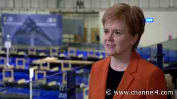 Scotland election 2021: Sturgeon says SNP has 'held its own' as party eyes fourth consecutive victory - Channel 4 News