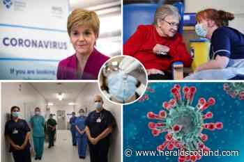 Covid Scotland: Scottish Government confirms 236 fresh cases and another death | HeraldScotland - HeraldScotland