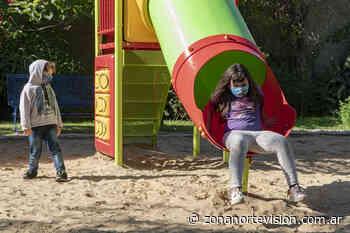San Isidro: la Plaza Malvinas de Boulogne tiene nuevos juegos - Zona Norte Visión