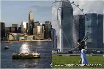 La burbuja de viajes de S'pore-HK no comenzará si se rompe el umbral de Covid-19 - Objetivo Famosos.com