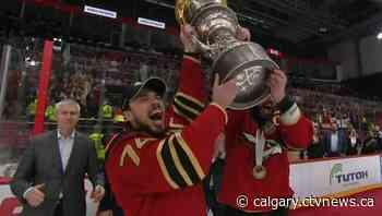 Southern Alberta player helps win the Kontinental Hockey League's Gagarin Cup - CTV Toronto