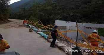 Santa Barbara, Rionegro, Málaga y Suratá afectados por desbordamiento de ríos y derrumbes - Blu Radio