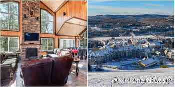 Chalets Near Mont Tremblant Are Available For Only $370000 - Narcity