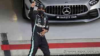 Las 100 poles de Lewis Hamilton en Formula 1 - ESPN