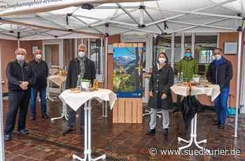 Wehr: Als eine von fünf Gemeinden gibt es in Wehr nun eine Infostelle zum Biosphärengebiet Schwarzwald - SÜDKURIER Online