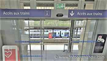 Evreux : Interpellé dans le train après le vol d'une tablette numérique à un passager - InfoNormandie.com