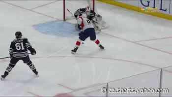 Nikita Gusev with a Goal vs. Chicago Blackhawks - Yahoo Canada Sports