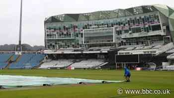 County Championship: Six games washed out on day three