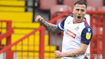 Crawley Town 1-4 Bolton Wanderers: Antoni Sarcevic on target as Trotters win promotion from League Two