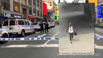 3 Bystanders Wounded, Including Child, in Times Square Shooting: NYPD