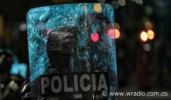 [Video] Esmad disparó contra grupo de periodistas en Sibaté, Cundinamarca - W Radio