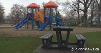Dorval proposes fees for picnic table rentals at popular city parks - Global News