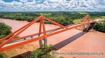 MTC inició proceso de selección para construir el Puente Tarata en San Martín - Radio Nacional del Perú
