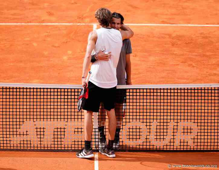 Alexander Zverev speaks on his rivalry with Dominic Thiem