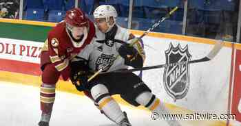 UPDATED: Cape Breton Eagles acquire Rumsey, Delafontaine in trade with Chicoutimi Saguenéens | Saltwire - SaltWire Network