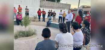 """Rescatar áreas verdes y deportivas de Hermosillo que están abandonadas, promete """"Pepe"""" Celaya - Proyecto Puente"""