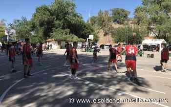 Inició con gran éxito Festival Juvenil Nogales 2021 - El Sol de Hermosillo