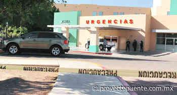 Hieren de bala a hombre desde un automóvil en movimiento en Hermosillo - Proyecto Puente