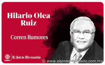 Corren rumores | Tapen el cochinero - El Sol de Hermosillo