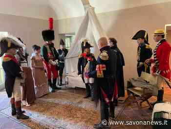 200^ anniversario della morte di Napoleone: a Spinetta Marengo anche il sindaco di Loano Luigi Pignocca - SavonaNews.it