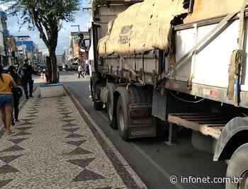 Criança morre após ser atropelada por caminhão em Tobias Barreto - Infonet