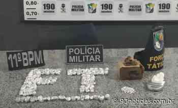 Quatro pessoas são presas por tráfico de drogas em Tobias Barreto - 93Notícias