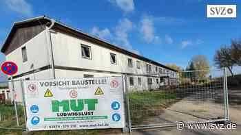 Einzug für Sommer 2022 geplant : Kita-Neubau in Boizenburg soll schnell vorangehen   svz.de - svz.de