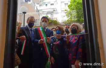 """Bonetti inaugura nuovo centro antiviolenza a Ercolano: """"Paese non retrocede, nessun passo indietro"""" - DIRE.it - Dire"""