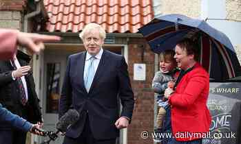 MAIL ON SUNDAY COMMENT: The Tories, especially Boris, are now the REAL People's Party