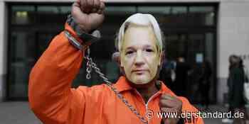Buch zum Fall Julian Assange: Warum und wie er in England gefoltert wird - DER STANDARD