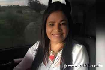 Morre Cristina Brandão, ex-prefeita de Joaquim Gomes, após contrair Covid-19 - BR 104