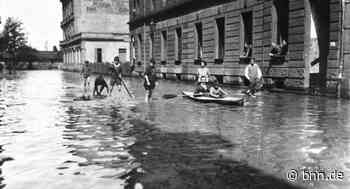 Hochwasser vor 90 Jahren: Bruchsal versank in den Fluten des Saalbachs - BNN - Badische Neueste Nachrichten