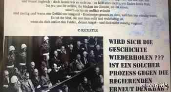 """""""KZZ"""" Schulleiter aus dem Raum Bruchsal im Fokus der Corona-Protestler von Christina Zäpfel - BNN - Badische Neueste Nachrichten"""
