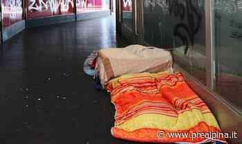 Spaccio e bivacchi sotto i portici a Varese - La Prealpina
