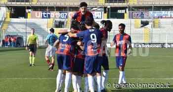 Taranto, una sola missione contro il Portici: vincere - Taranto IamCALCIO