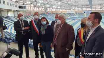 Miramas : Roxana Maracineanu au stadium pour encourager le handisport - Gomet'