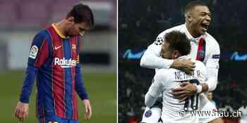 Lionel Messi: PSG plant offenbar ab Sommer mit dem Barça-Star - Nau.ch