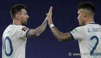 FC Barcelona: Lautaro Martinez diskutierte mit Lionel Messi über Transfer - SPOX
