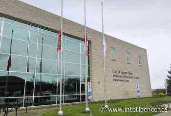 Noon update: Quinte West lowers flags for young victim of collision - Belleville Intelligencer