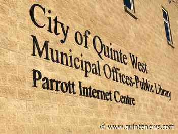 Quinte West solid financially - Quinte News