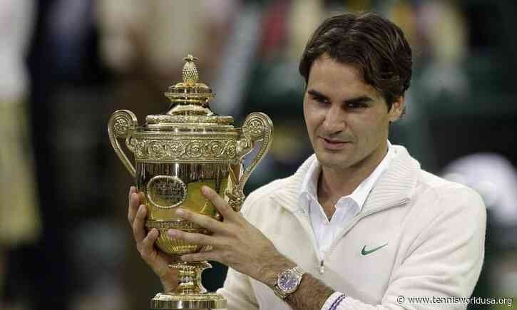 Roger Federer's memorabilia up for auction for his foundation