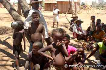 UN Reports Acute Food Insecurity in Southern Madagascar - Voice of America
