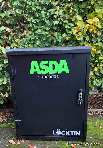 Asda trials delivering food orders while customers are out in bid to sustain online shopping momentum - City A.M.