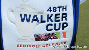 Walker Cup 2021: Several players from both teams hit by food poisoning ahead of biennial contest - Sky Sports