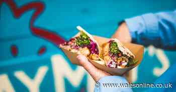 An outdoor street food terrace is opening at the Wales Millennium Centre this month - Wales Online