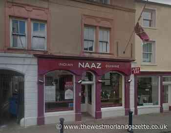 Ulverston restaurant Naaz given damning food hygiene score | The Westmorland Gazette - The Westmorland Gazette