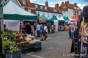 Malton's food market is back - YorkMix